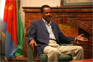 Eritrean President Isaias Afewerki - from popular hero to paranoid dictator?