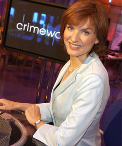 Fiona Bruce - Scaring the nation shitless on Crimewatch