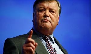 Ken Clarke - Lord Chancellor