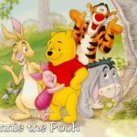 Winne the Pooh and friends - reinforcing patriarchy through play