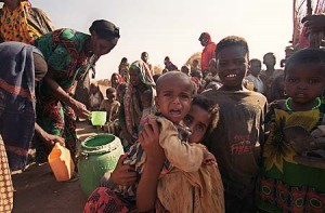East African Famine