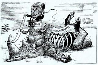 mugabe corruption zimbabwe